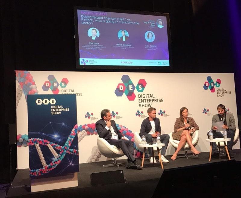 Digital Enterprise Summit 2019