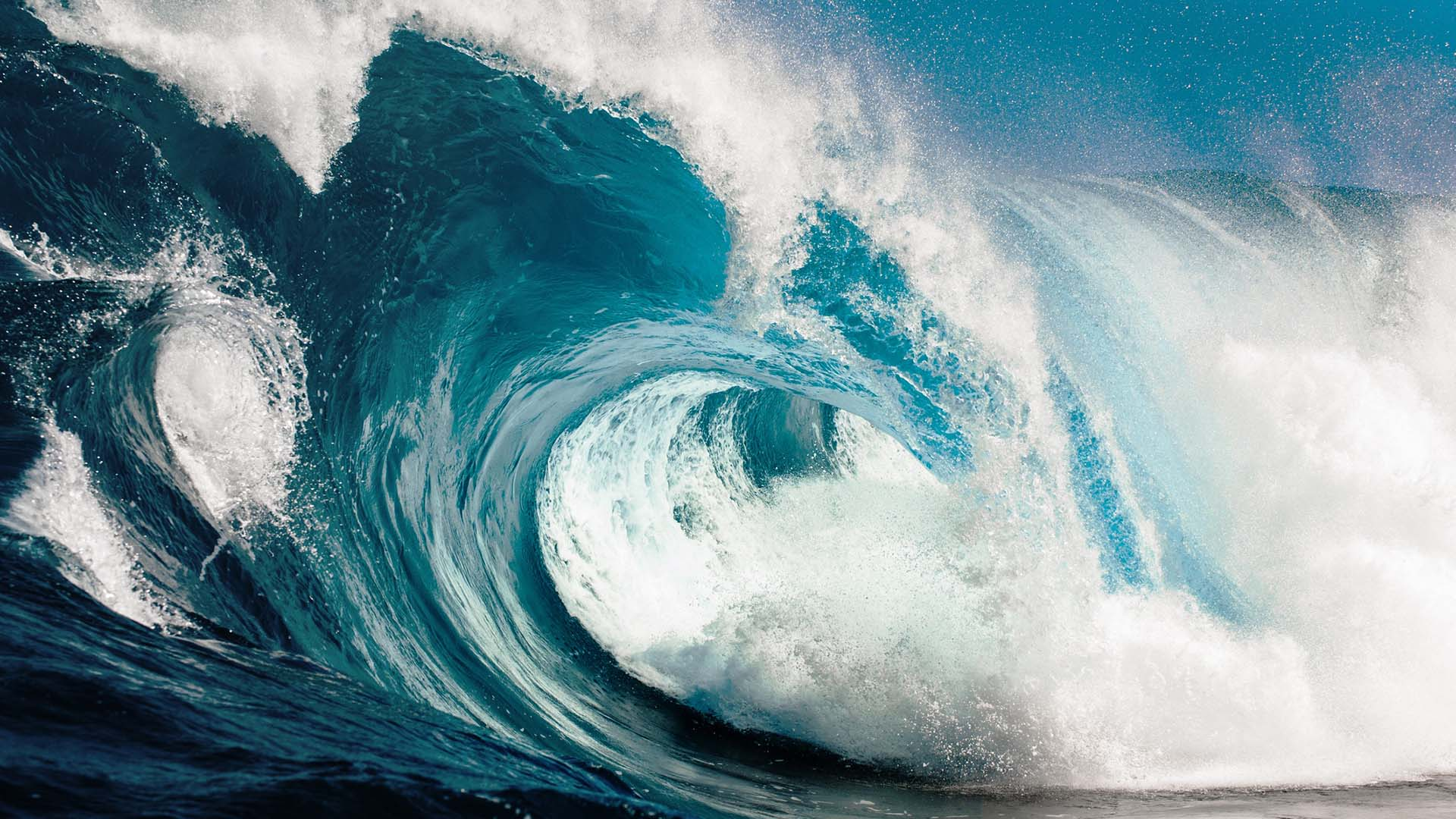 Exponential Technologies Have Incredible Effects, Like Tsunamis