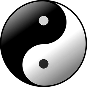 Yin and yang is a concept of dualism in the ancient Chinese philosophy